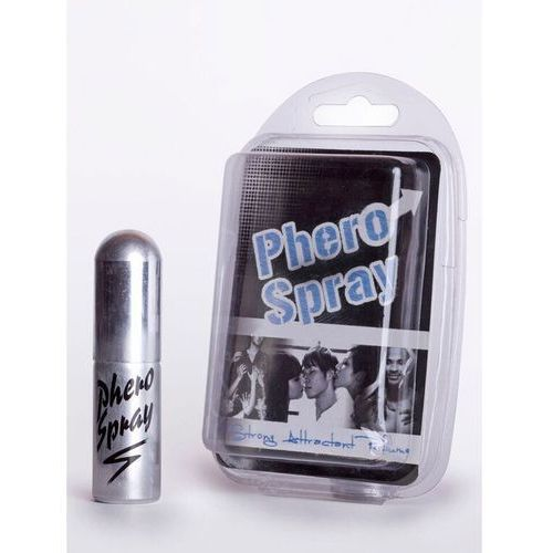 Perfumy z feremonami Phero Man Spray 15ml, Kolor: Naturalny, Rozmiar: 22
