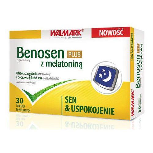 Benosen Plus z melatoniną x 30 tabletek