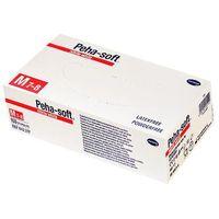 Hartmann Rękawice peha-soft nitrylowe white m niejałowe bezpudrowe 100 sztuk darmowa dostawa od 180 zł! szybka realizacja zamówienia!