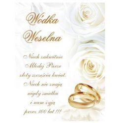 Ozdoby alkoholu weselnego  artkart.es24.pl