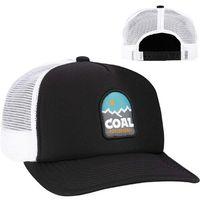 czapka z daszkiem COAL - The Echo Black (01) rozmiar: OS