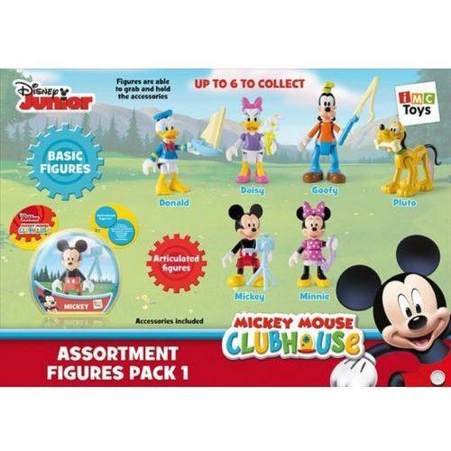 FIGURKI PODSTAWOWE (6 POSTACI) Mickey