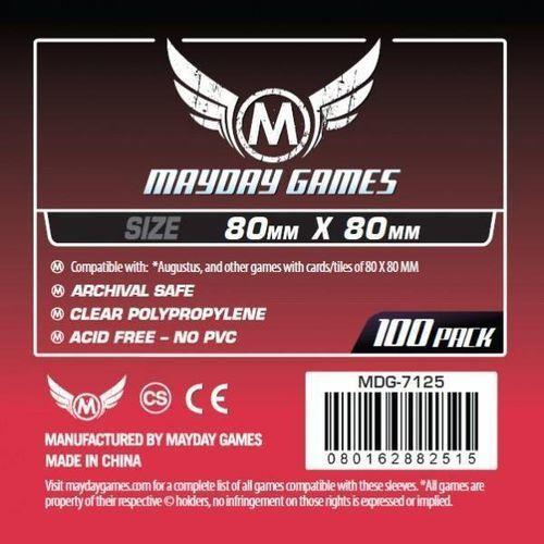 Koszulki square medium 80x80 (100szt) mayday marki Mayday games