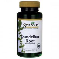Swanson Dandelion Root (mniszek lekarski) 515mg - (60 kap) (0087614113364)