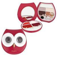PUPA Owl 2 paleta do makijażu oczu i ust 003 Warm Shades 10,5g