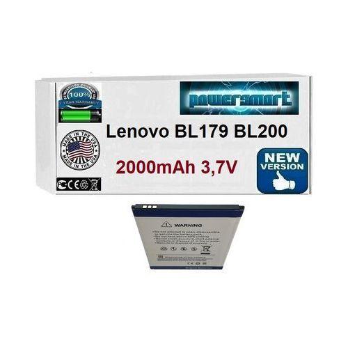 Powersmart Akumulator bateria lenovo a288t bl179 bl200 a660 s760 2000mah