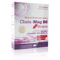 CHELA-MAG B6 SKURCZ 60kaps OLIMP