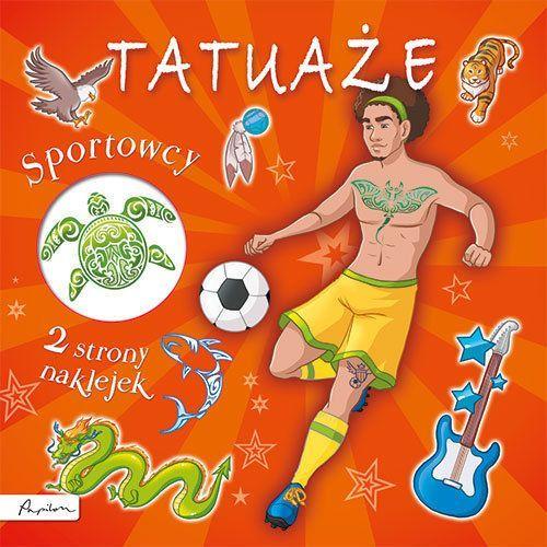 Tatuaże. Sportowcy (2016)