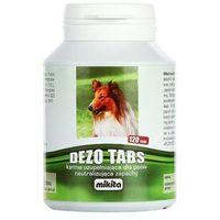 Mikita Dezotabs 120 tabletek - neutralizuje zapachy, MS_1442