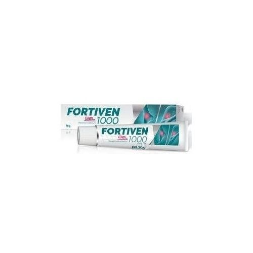 Fortiven gel 1000j.m./g żel 50g - Najlepsza oferta