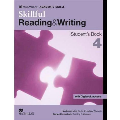 Skillful Reading and Writing Student's Book + Digibook Level