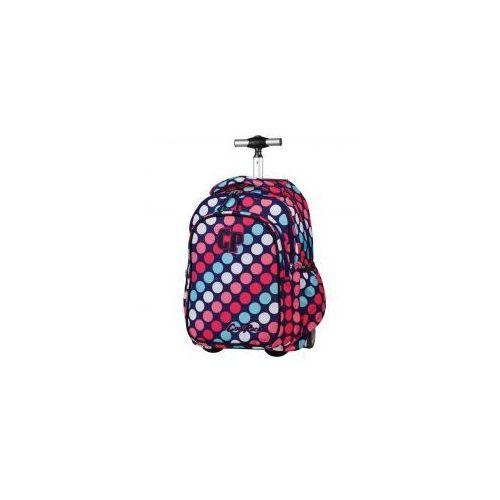 16dde5ba2fcd7 ▷ Coolpack plecak młodzieżowy na kółkach w kropki (PATIO) - opinie ...
