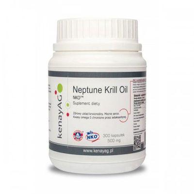 Pozostałe zdrowie Neptune Technologies & Bioressources Inc.