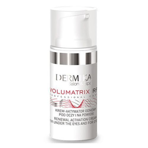 Dermika volumatrix rf reneval activation eye cream krem-aktywator odnowy pod oczy i na powieki