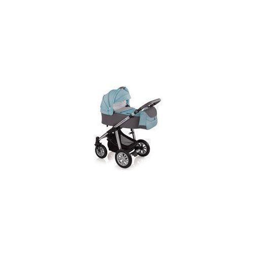 Baby design Wózek wielofunkcyjny dotty (turkusowy)