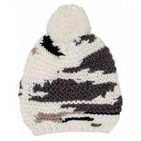 czapka zimowa RIP CURL - Chile Beanie White Smoke (9133) rozmiar: OS
