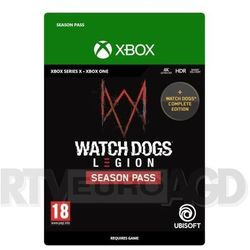 Microsoft Watch dogs legion - season pass [kod aktywacyjny] xbox one / xbox series