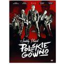 Agora Polskie gówno booklet  Polskie gówno booklet DVD  Płyta DVD