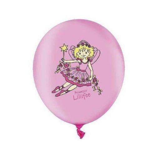 Balony lillifee 8 szt  marki Spiegelburg