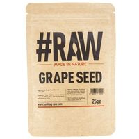 RAW Grape Seed (Ekstrakt z pestek winogrona) - 25 g