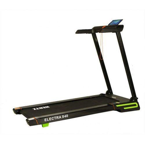 Hertz-fitness Bieżnia elektryczna electra s40 (5906167011123)