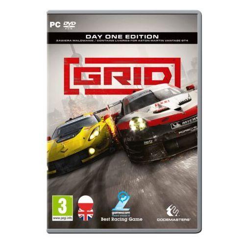 xkg race driver grid marki Codemasters