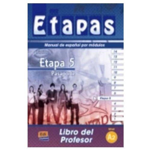 Etapas 5 podręcznik metodyczny A2, Editorial EDINUMEN