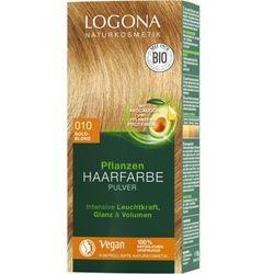 Koloryzacja włosów  LOGONA GREEN LINE