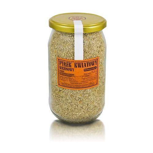 Pyłek wrzosowy słoiczek 500 g Pasieka z pasją hawran paweł