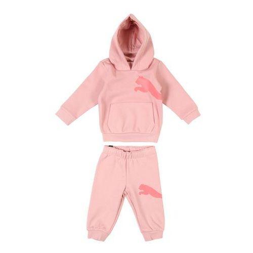 strój do biegania 'minicats cat' różowy pudrowy marki Puma