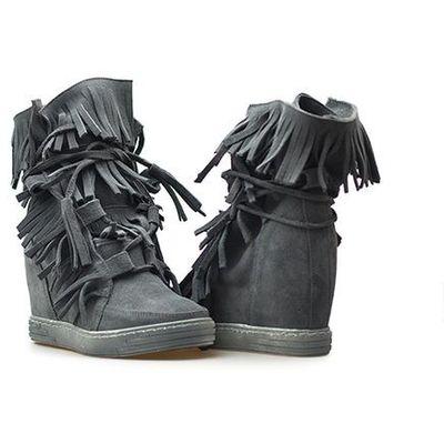Pozostałe obuwie damskie Exclusive Roberto Arturo