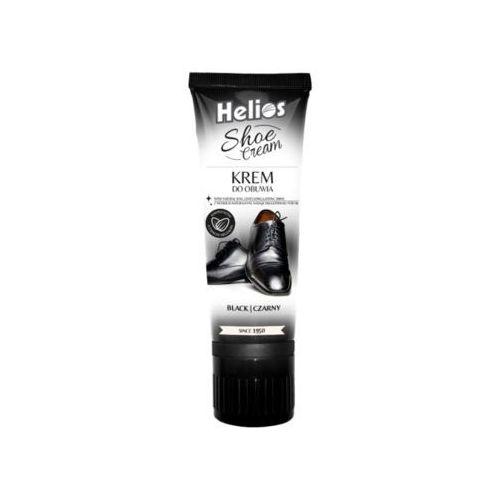Helios 50ml shoe cream czarny krem do obuwia marki Politan