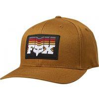 Fox czapka z daszkiem off beat flexfit bronze