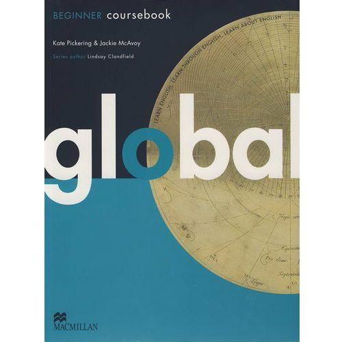 Global Beginner Student\'s Book (podręcznik) + eWorkbook Pack, Macmillan Publishers Ltd