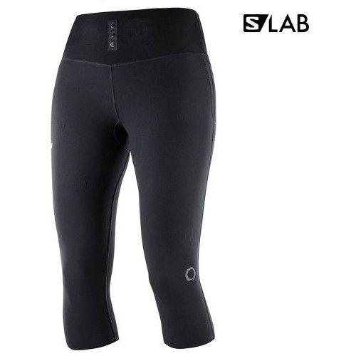 Legginsy Salomon S/LAB NSO Mid Tight W Black, C10439
