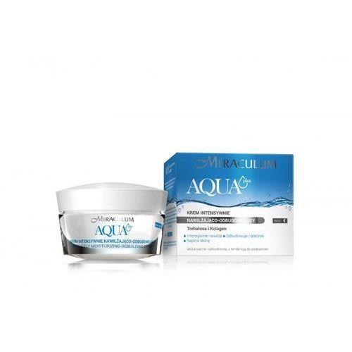 Miraculum Aqua Plus Krem intensywnie nawilżająco-odbudowujący na noc 50ml - Miraculum OD 24,99zł DARMOWA DOSTAWA KIOSK RUCHU