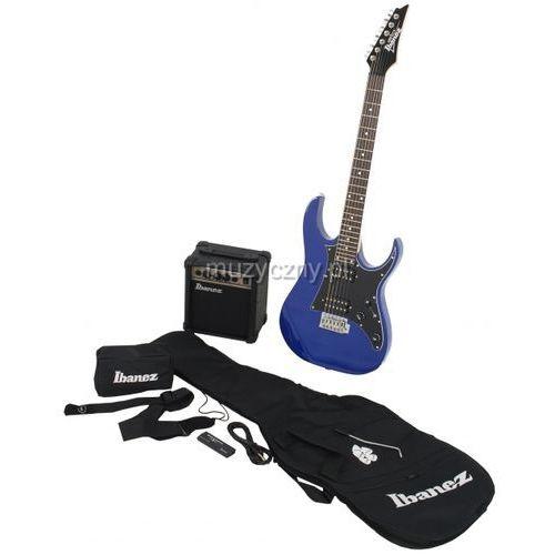 Ibanez ijrg 200 bl jumpstart gitara elektryczna + wzmacniacz + pokrowiec