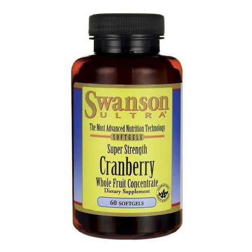 Kapsułki Swanson Cranberry (Żurawina) Extract 5040mg 60 kaps