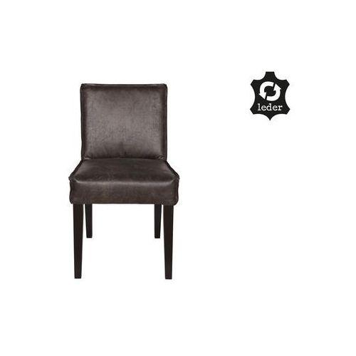 Be Pure Krzesło jadalniane RODEO 378614-Z, kolor czarny