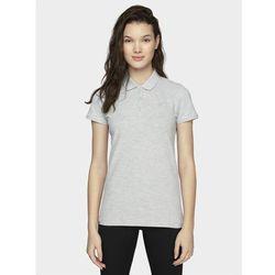 Damskie koszulki polo   4F