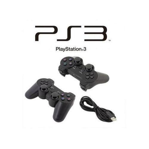 S.t.i. ltd. Przewodowy pad/kontroler dual shock do playstation 3/ps3.