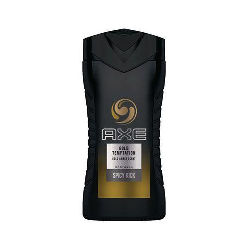 Axe złoto temptation żel pod prysznic (żel pod prysznic) (objętość 400 ml)