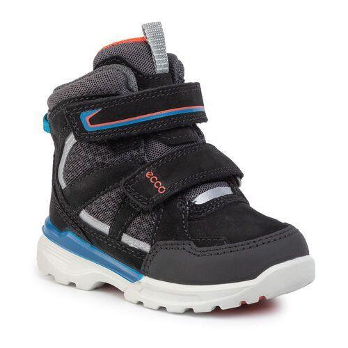 Śniegowce ECCO - GORE-TEX 76061256163 Black/Black, kolor czarny