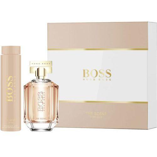 Hugo boss the scent for her 100ml + 200ml (8005610256481)