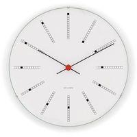 Zegar ścienny Bankers 48 cm, kolor Zegar