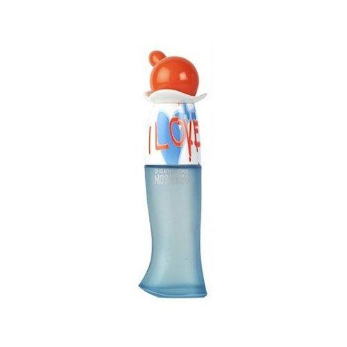 Moschino Tester - cheap & chic i love love woda toaletowa 100ml + próbka gratis