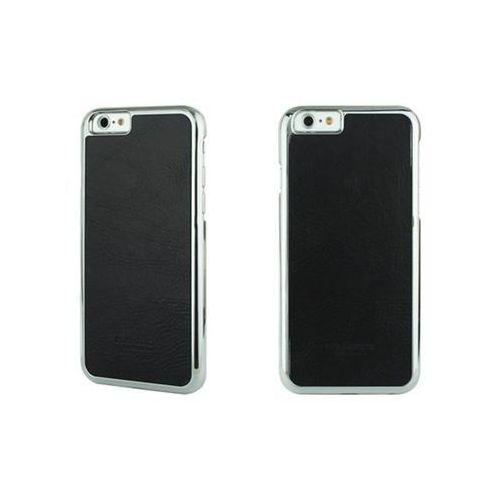baronage classical edition - etui skórzane do iphone 6s plus / iphone 6 plus (czarny) marki Bushbuck