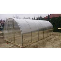 Szklarnia ogrodowa maja 18m2 (3x6 m) poliwęglan 4 mm marki Weis a