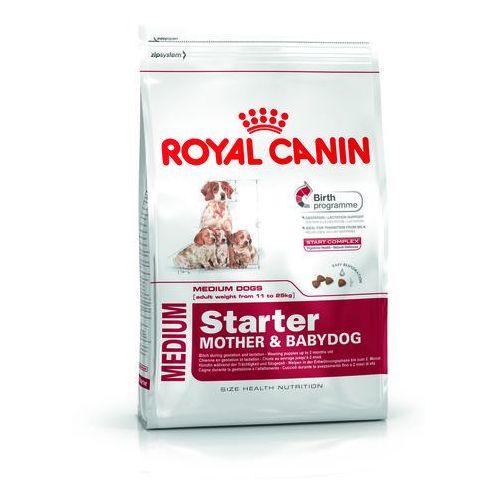 Royal canin medium starter mother & babydog 12kg (3182550778732)