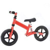 Rowerek biegowy dla dzieci FBB-01 CZERWONY